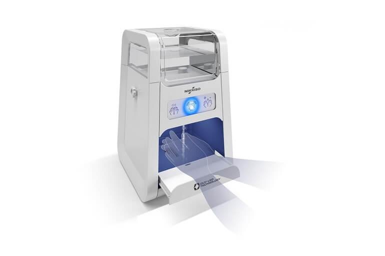 Handlex(オゾン水手洗い装置)