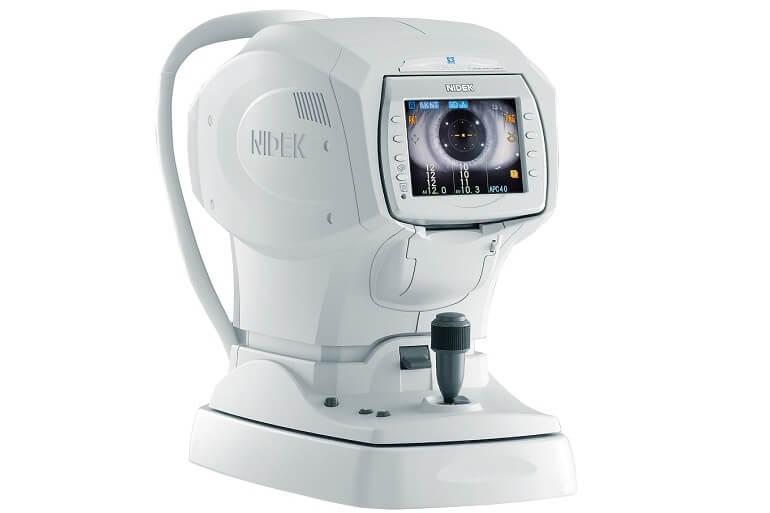 トノレフⅡ(眼圧・屈折検査装置)