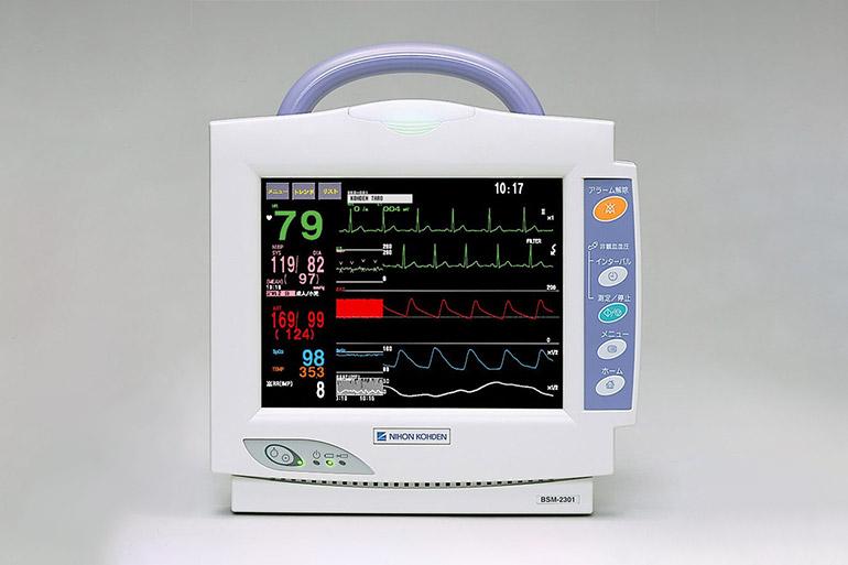 BSM2301(ベッドサイドモニター)