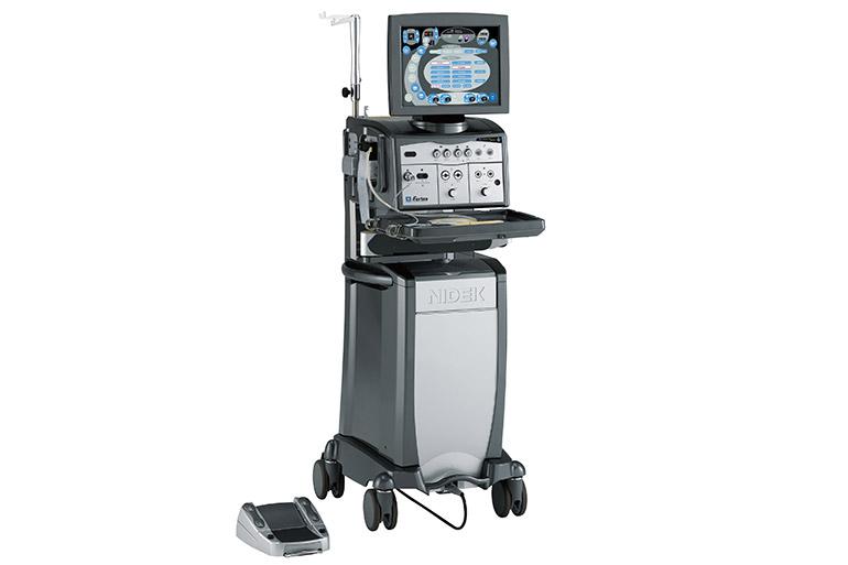 Fortas® AP CV-3000 (白内障手術・硝子体手術装置)